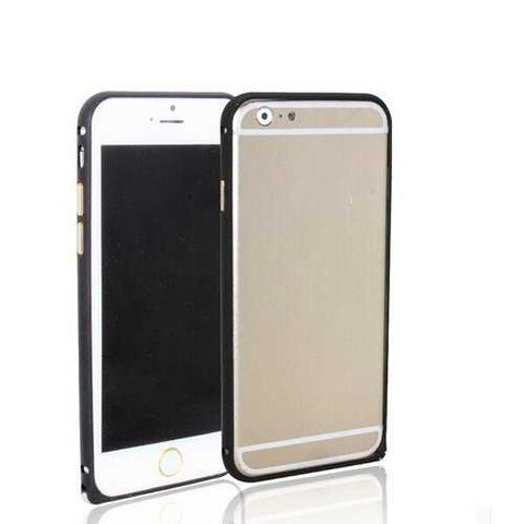 Ultra Thin Hippocampus Buckle Metal Bumper Frame For iPhone 6