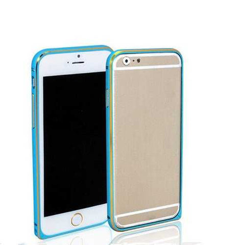 Phnom Penh Hippocampus Buckle Metal Bumper Frame For iPhone 6