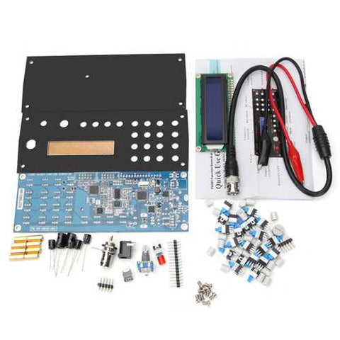 Original JYETech DIY FG085 DDS Digital Synthesis Function Generator Unassembled Kit With Panel