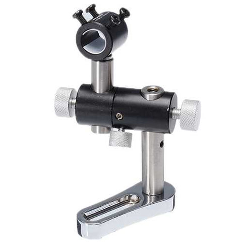 13.5mm Adjustable Laser Pointer Module Holder Mount Clamp Three Axis