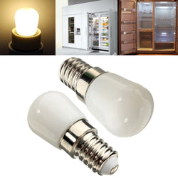 E14 LED Bulb 2W White/Warm White 100LM Refrigerator Light AC 220-240V