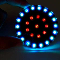 Geekcreit DIY WS2812 Full Color RGB LED Crystal Energy Ring Module Kit