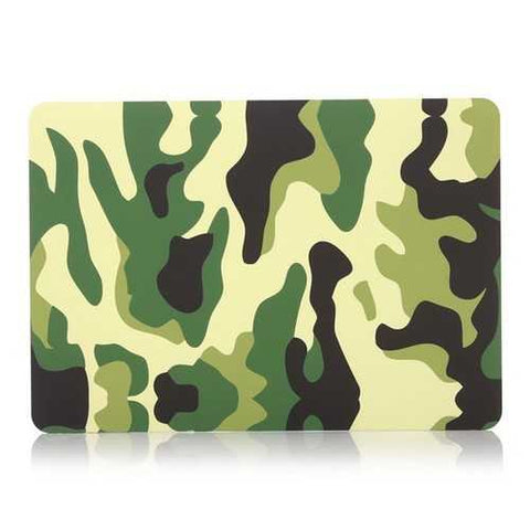 Camouflage Pattern PC Laptop Hard Case Cover Protective Shell For Apple MacBook Air 11.6 Inch