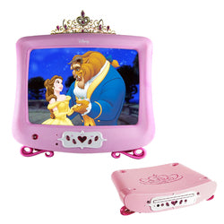 Disney's Princess Television and DVD Player Bundle