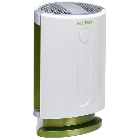3-in-1 HEPA Filter Particle Allergie Eliminator Air Purifier