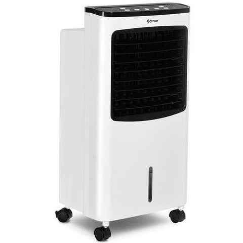 Portable Air Conditioner Cooler with Remote Control
