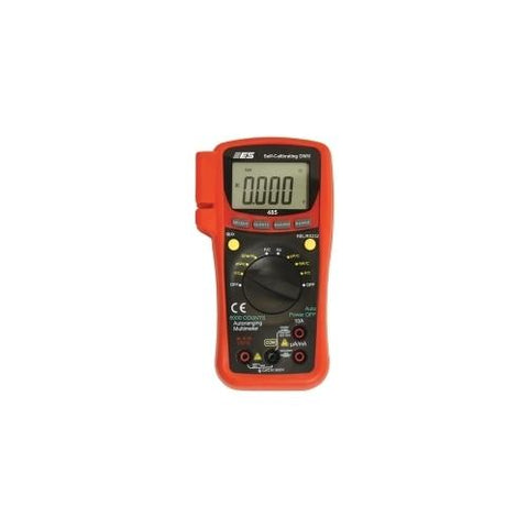 Self Calibrating True RMS Multimeter