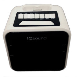 "Supersonic 1.2"" Display Alarm Clock/Radio for iPod and iPhone"