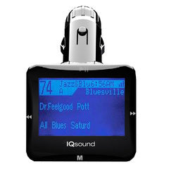 Supersonic Wireless Fm Transmitter With 1.4