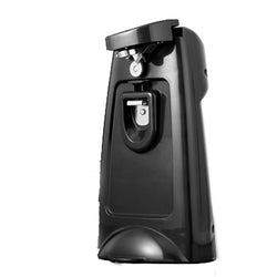 Brentwood Can Opener with Built-in Bottle Opener and Knife Sharpener