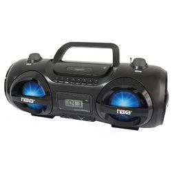 NAXA Electronics MP3/CD Party Boombox and USB/SD Player