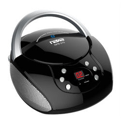 Naxa Bluetooth Streaming CD/CD-R/RW Boom Box