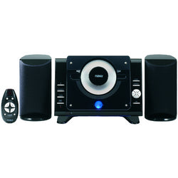 Naxa Digital MP3/CD Microsystem with AM/FM Stereo Radio