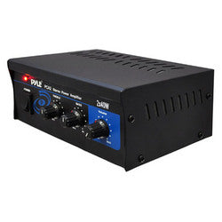 Pyle PCA2 Mini 2x40W Stereo Power Amplifier