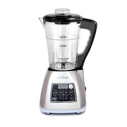 Pyle 3-in-1 Digital Electronic Soup Cooker, Blender, Juice Drink Maker