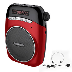 Supersonic Portable PA System with USB and Micro SD Card Slot