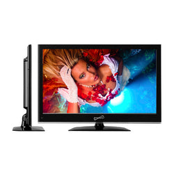"Supersonic 19"" Class LED HDTV with USB and HDMI Inputs"
