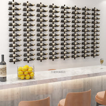 Iron Wine Racks / Bottle Holder Wall Mounted