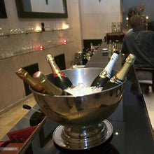 Stainless Steel Ice Bowl Beer/ Champagne / Wine Ice Bucket