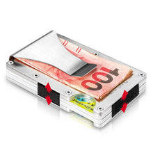 Slim Credit Card Holder Aluminium ID Card Holder