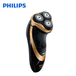 NEW Philips Professional Electric Shaver AT798 Rotary Rechargeable For Men With Triple Floating Blades Wet&Dry Shaving for Men