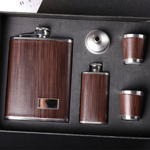 High Quality 9 oz Hip Flask Set