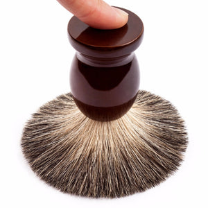 Qshave Man Pure Badger Hair Shaving Brush