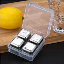 Stainless Steel Reusable Chilling Stones
