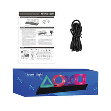 Playstation LOGO USB Game - Three-level Adjustment Light