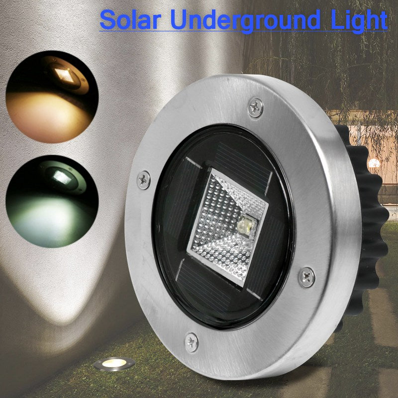 Solar Underground Lighting - Smarthomeapp