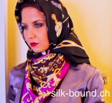 NEW - CHRISSY kidnapped in silk fashion