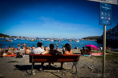 Chilling in Costa Brava - Cadaqués, Spain