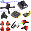 HOT X210 214mm 4mm Carbon Fiber camera dron fpv quadcopter+F4 REVO Flight control+4IN mini 20A blheli ESC+DX2205 cw/ccw w/ Matek