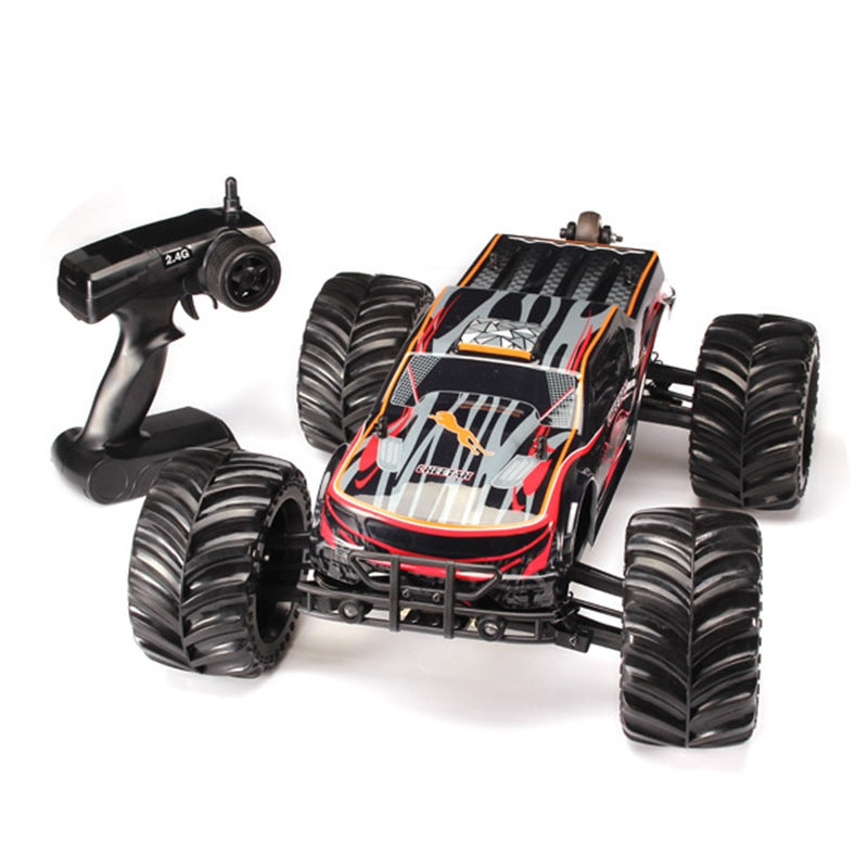JLB Racing C10 Brushless RC Monster Trucks