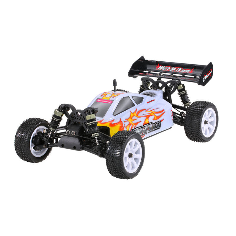 ZD Racing 9102 Thunder B-10E DIY Car Kit 2.4GHz 4WD 1/10 Scale Brushless RC Off-Road Buggy Best Deal