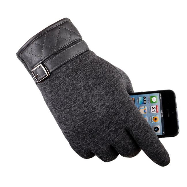 Men Thermal Winter Motorcycle Ski Snow Snowboard Gloves