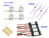 4 X 2312 920KV Brushless Motor CCW/CW +4x 30A Simonk Esc +4 X 9450 Self-locking Propeller for X500 Quadcopter