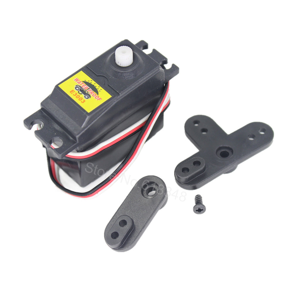 HSP 02073 Electronic Steering Servo 3Kg E3003 High Torque For 1/10th 4WD Speed Nitro Power Monster Truck Baja