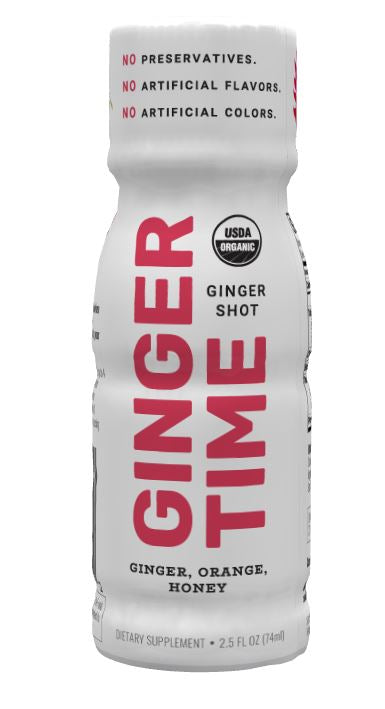 Ginger Time