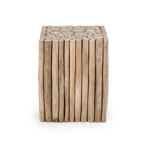 Kayu Square Stump