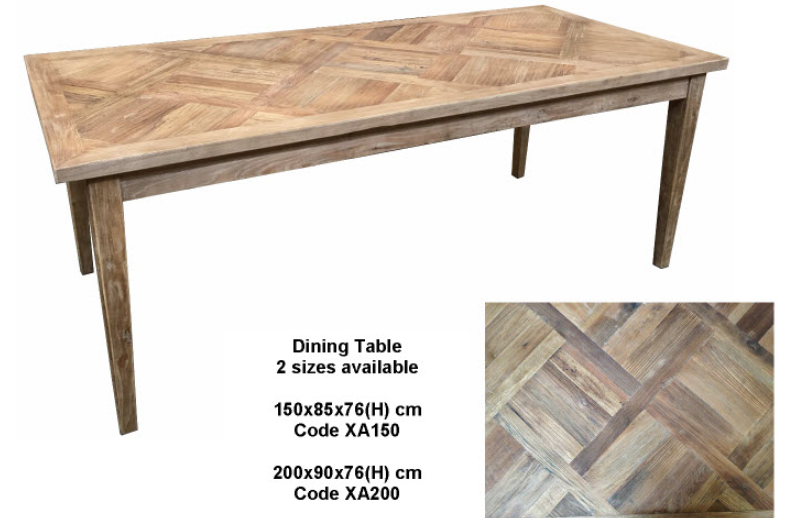 Morocco Dining table