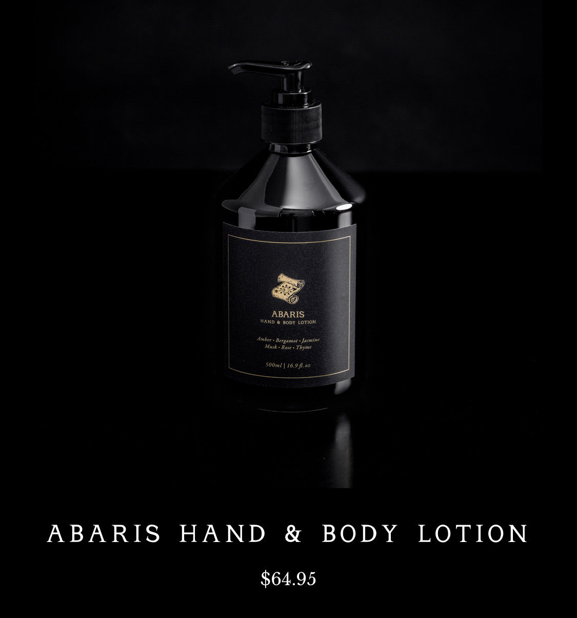 Mr Voss Hand & Body Lotion