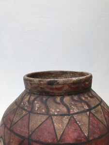 Maya-  Antique Water Jug