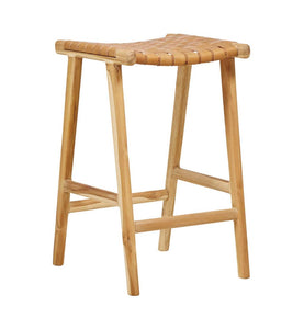 Bar Stool Woven - Tan (Pre-Order Only)
