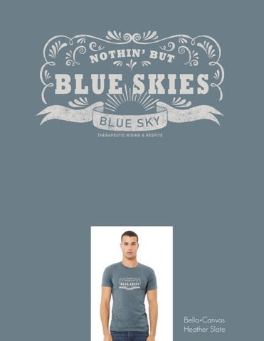 PRE-ORDER - Nothin' But Blue Skies T-Shirt