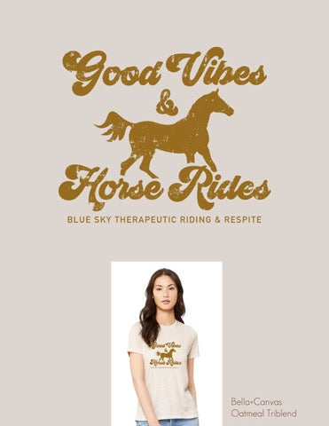 PRE-ORDER - Good Vibes T-Shirt