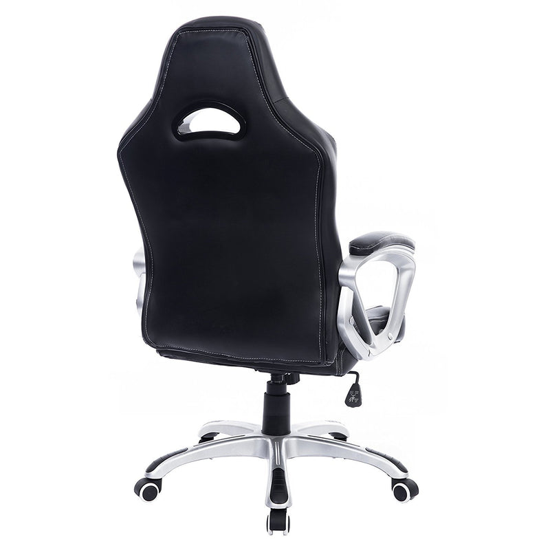 DaAls-Racing-Sport-Swivel-Office-Chair-in-Black-White 3