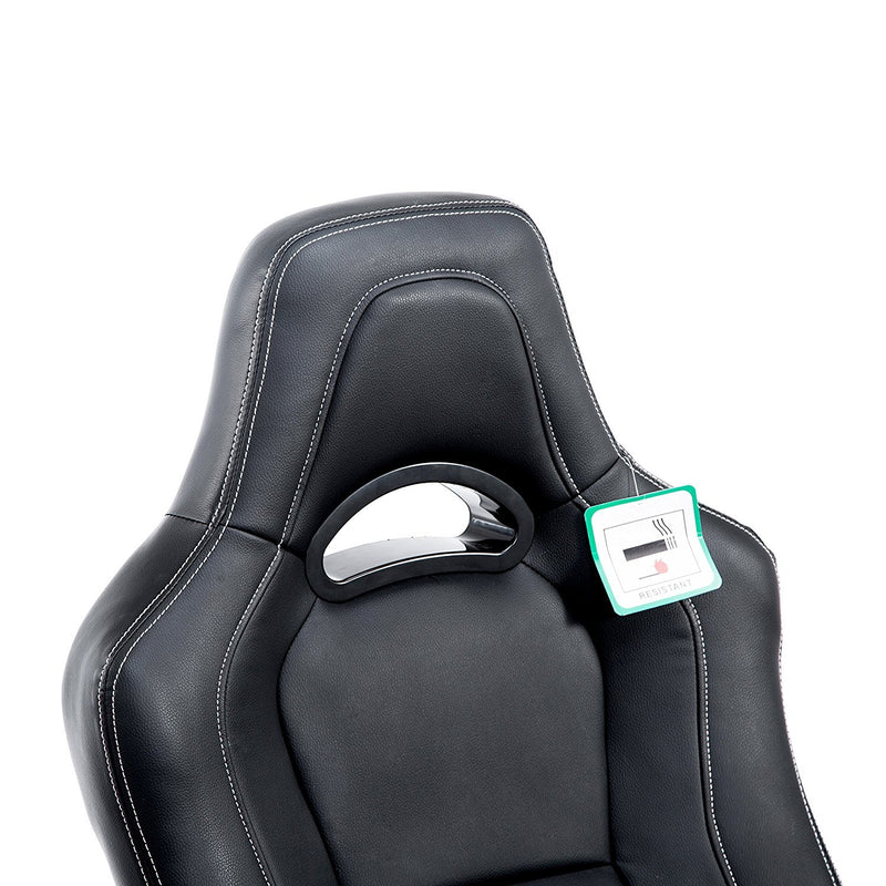 DaAls-Racing-Sport-Swivel-Office-Chair-in-Black 4