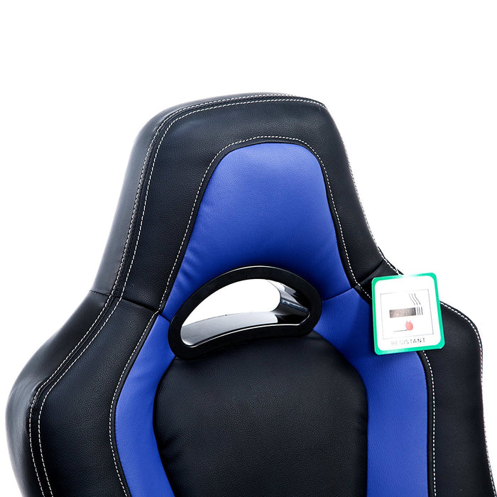 DaAls-Racing-Sport-Swivel-Office-Chair-in-Black-Blue 6