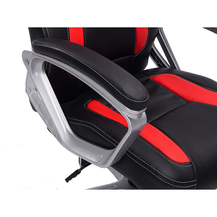 DaAls-Gaming-Chair-Racing-Sport-Style-Swivel-Office-Chair-in-Black-Red 6